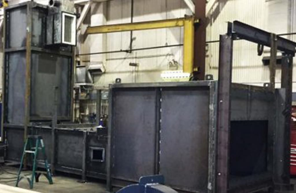 warsaw improvements texmo precision castings